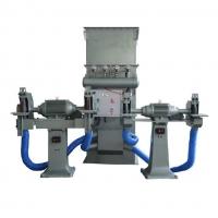西湖环保型铸件打磨机除尘铸件打磨砂轮机高效打磨成套设备砂轮机