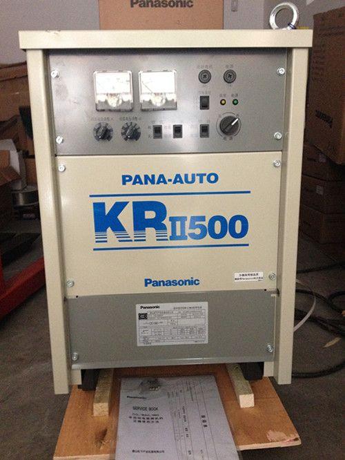 松下二氧化碳气保焊机yd-500kr2