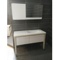 洁仕高卫浴-亚克力盆浴室柜2014A2