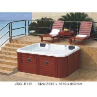 洁仕高卫浴-大池系列JSG-S191