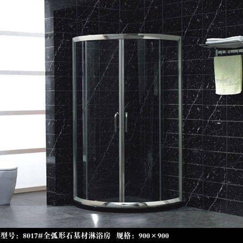 洁仕高卫浴-淋浴房系列8017
