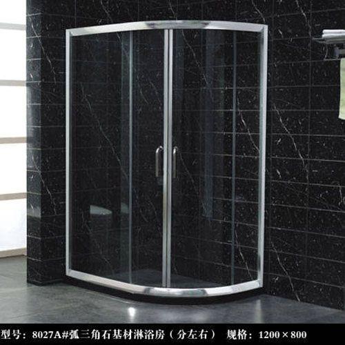 洁仕高卫浴-淋浴房系列8027A