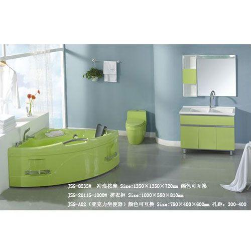洁仕高卫浴-套间系列JSG-8235