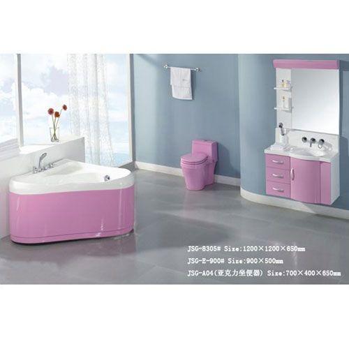 洁仕高卫浴-套间系列JSG-8305