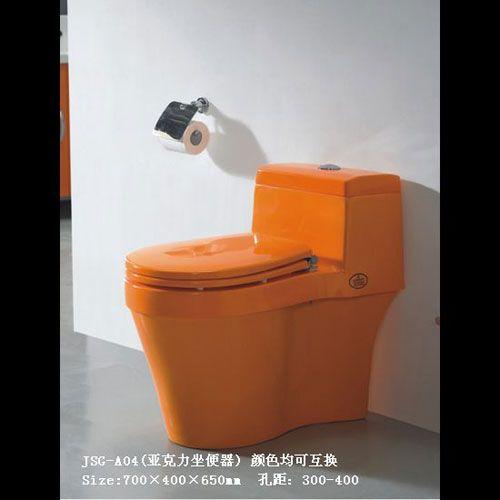 洁仕高卫浴-压克力座便器系列JSG-A04
