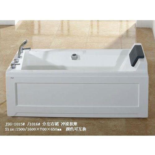 洁仕高卫浴-浴缸系列JSG-1015