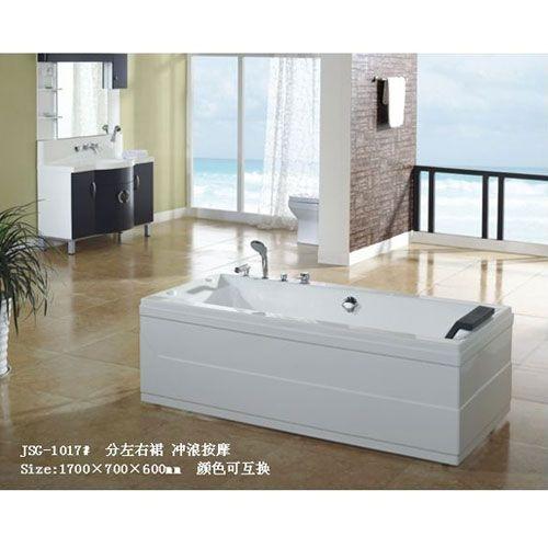 洁仕高卫浴-浴缸系列JSG-1017