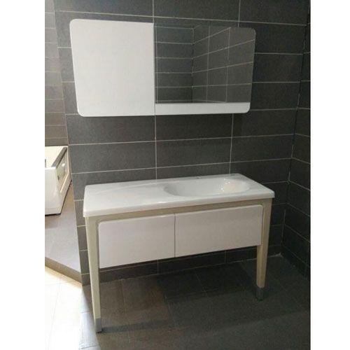 洁仕高卫浴-压克力盆浴室柜2014A2