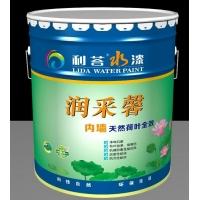 乳胶漆价格高档内墙涂料利荅水漆环保更健康
