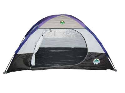 2根帐篷怎么收图解