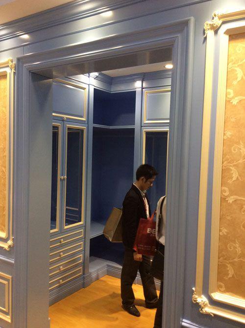 隔墙装饰板 赛古楼梯
