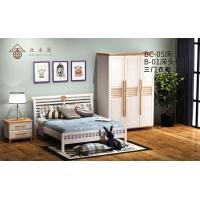北欧风家具实木床现代家具客厅家具欧式家具