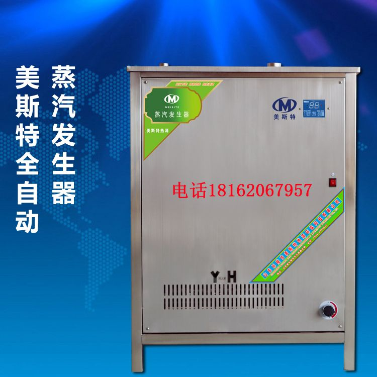 节能燃气蒸汽机蒸馒头酿酒商用环保蒸汽发生器