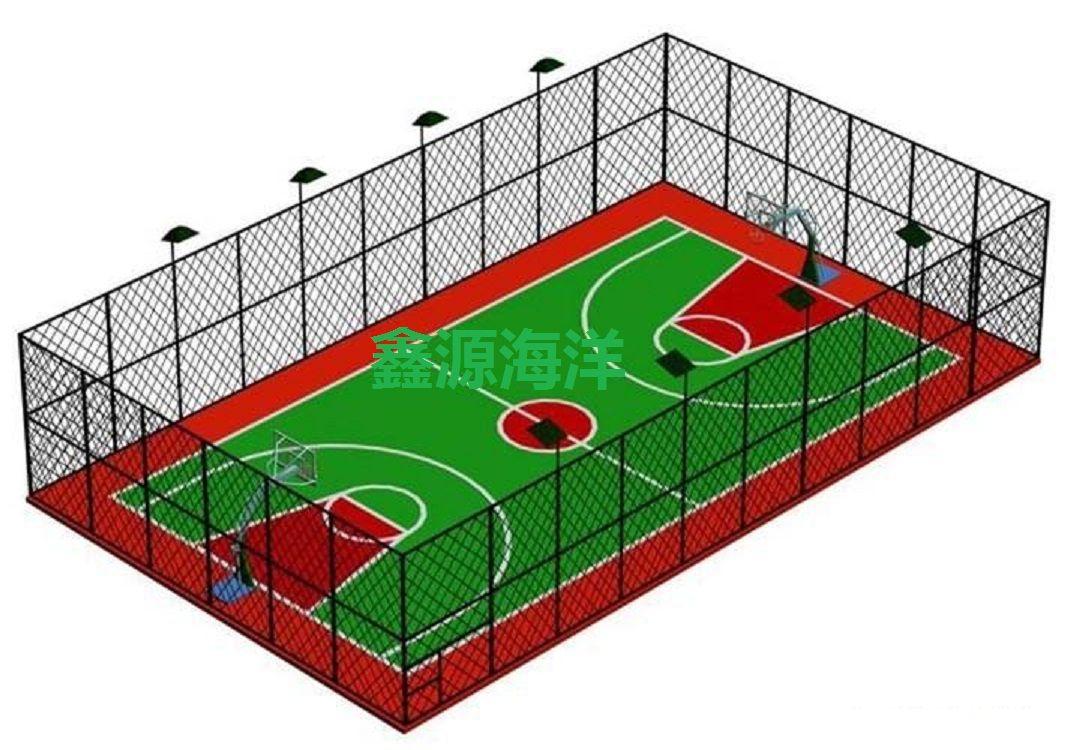 篮球场专用护栏网