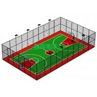 篮球场专用护栏网  武汉球场护栏生产厂家