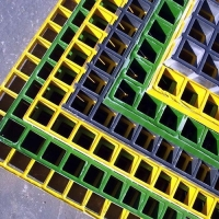 玻璃鋼格柵板  熱鍍鋅格柵板生產廠家