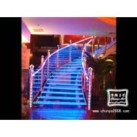 KTV酒吧发光楼梯