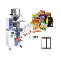 电脑控制背封自动河南郑州KAT-6320HA虾条、花生包装机