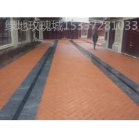江西 九江烧结砖陶土砖劈开砖透水砖