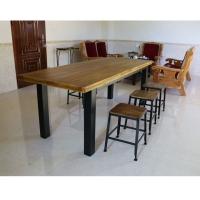铁艺家具 快餐店桌椅 铁艺制作椅子 铁艺桌椅