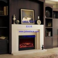 武汉大理石材壁炉 、背景墙,拼花