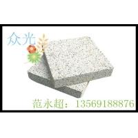 300x300mm广场砖 河南众光陶瓷透水砖耐磨抗冻还防滑