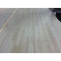供应1220*2440*8mm进口橡胶木指接板|橡胶木拼板