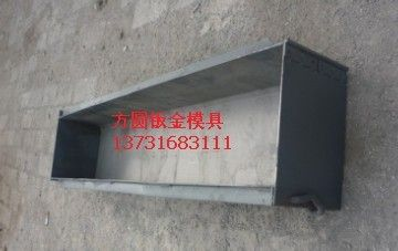 水渠沟盖板模具 线缆沟盖板模具