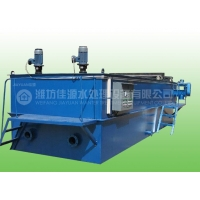 印染业污水处理设备一体式气浮设备