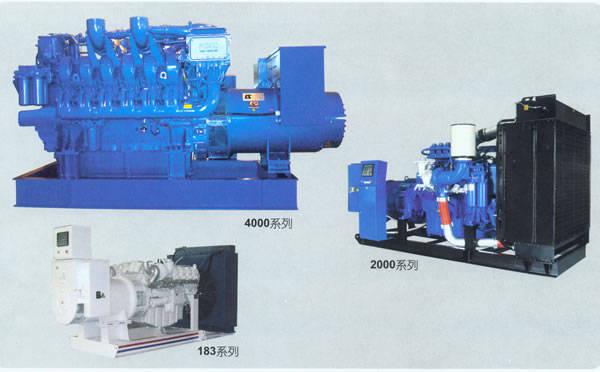 柴油发电机组产品图片,奔驰柴油发电机组产品相册 永动发电设高清图片