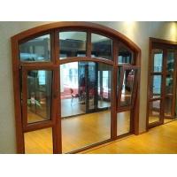 卡尔凯旋高端产品铝包木门窗