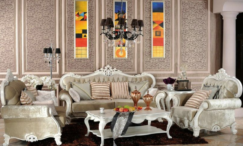 欧式实木沙发|组合沙发|三人沙发|贵妃椅|上海品牌欧式家具