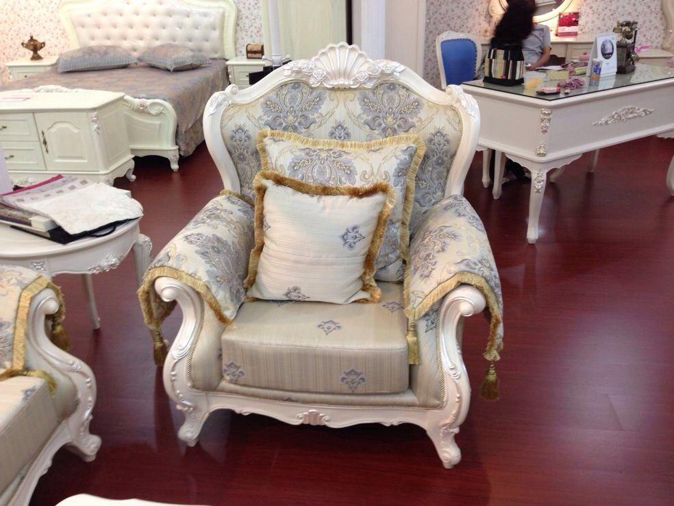 欧式实木沙发|组合沙发|三人沙发|贵妃椅|上海品牌