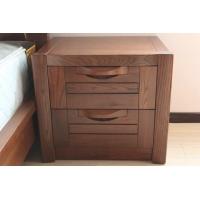 实木家具|榆木实木床头柜|榆木家具品牌