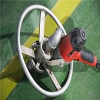 小型電動打井機單相220V電機多齒輪設計