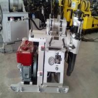 HZ-130T全铝合金水井钻机 高强度轻质合金材料