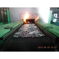 网带式淬火炉 淬火渗碳炉生产线 输送带式热处理炉