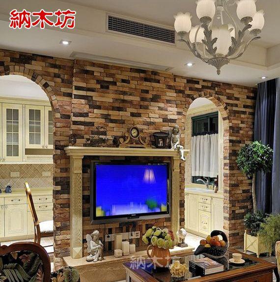 文化砖美式乡村 仿古石 外墙砖 文化石批发 文化砖背景墙砖仿图片
