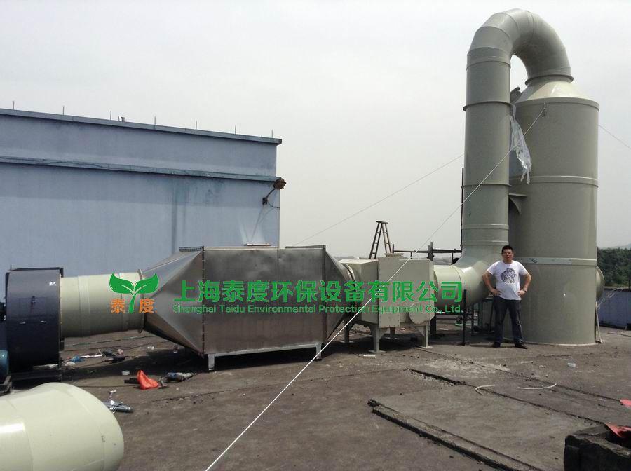 环保烟气净化处理设备