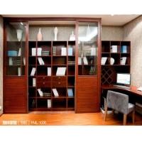 欧曼尼全屋定制-整体家居系列书柜FML-1008