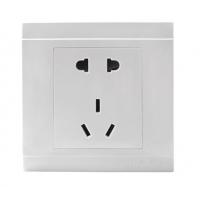 科威信 多功能五孔插座面板 二三插座 五孔电源墙壁开关