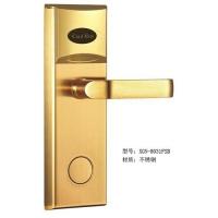 新概念酒店专用不锈钢XGN-8031FSB型智能锁