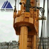 亳州地基打桩机图片|建筑施工长螺旋打桩机|长螺旋钻机厂家