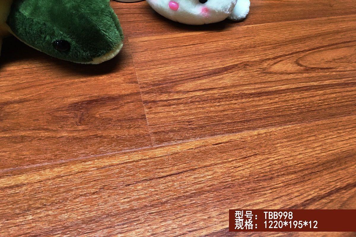 普乐美地板-TBB998