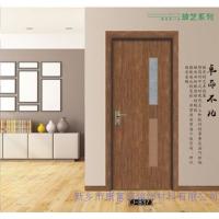 厂家直销康富家新款木塑室内套装门