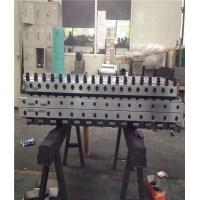 供应1320mmpvc发泡板模具弹性模口微调可生产1220m