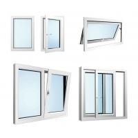 各种工业塑钢窗