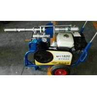 長江NPT1820大型液壓柱塞膩子防水涂料噴涂機