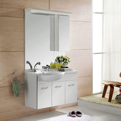 西文卫浴-吊挂式/镜箱柜X9001