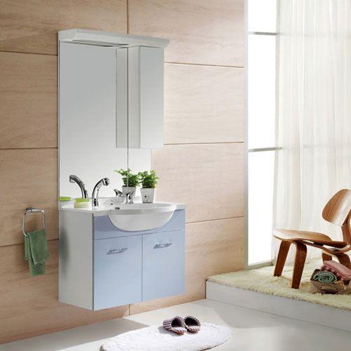 西文卫浴-吊挂式/镜箱柜X9008